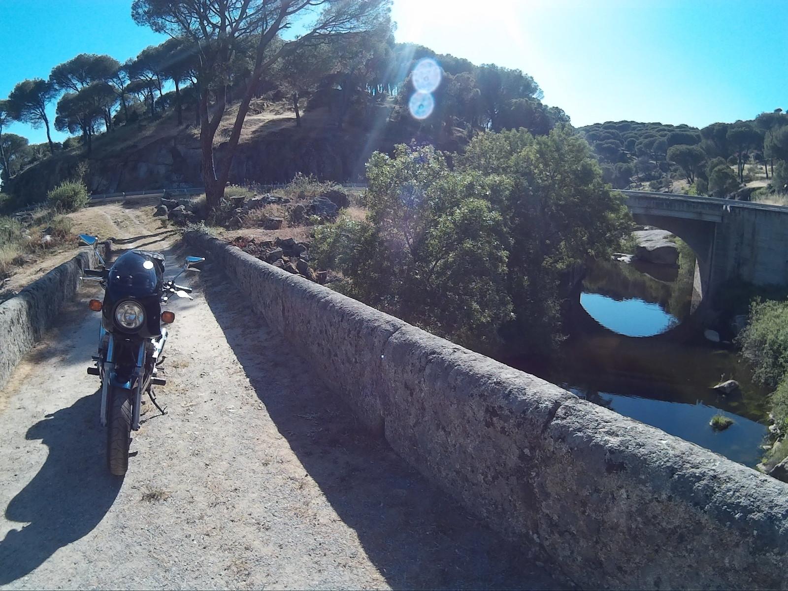 Escápate con tu moto a uno de los mejores destino de España