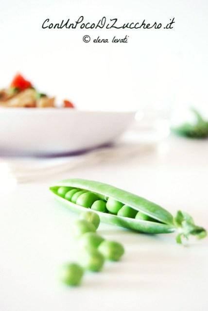 Piselli- Peas