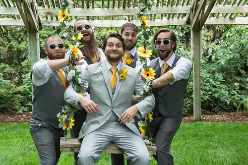 well groomed groom sunny disposition 3