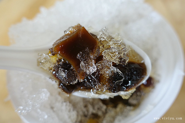 桃園,粉條冰,美食,龜山 @VIVIYU小世界
