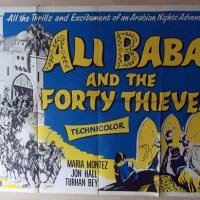 Ali Babá e os 40 Ladrões (1944)