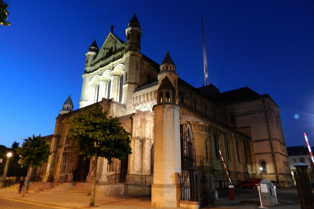 Catedral Santa Ana exterior Belfast Ulster Irlanda del Norte 05