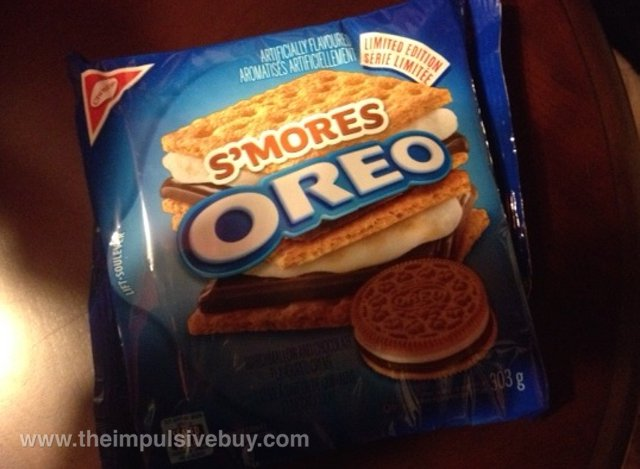 Christie Limited Edition S'mores Oreo Cookies