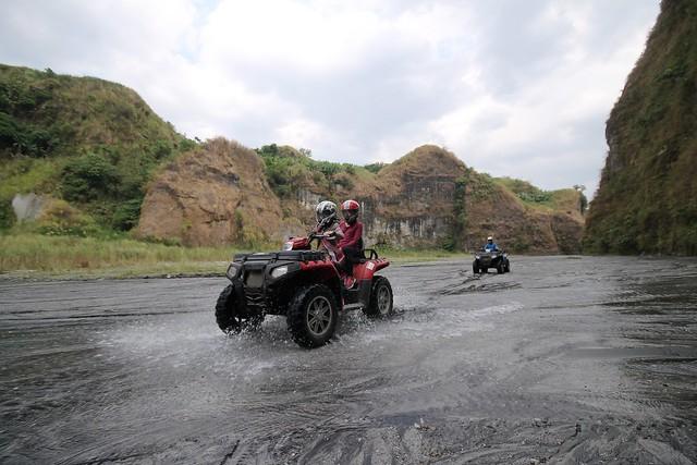 ATV at Sandbox at Alviera
