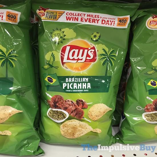 Lay's Brazilian Picanha Potato Chips