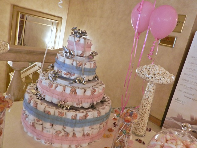 baby shower party di Fattore Mamma e Periodo Fertile
