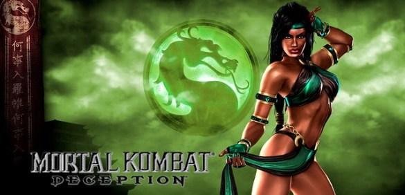Mortal Kombat Deception - Jade