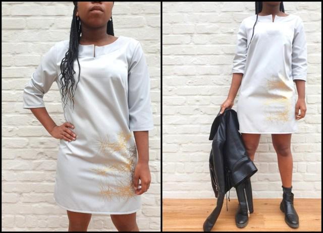 MOMM-jurk voor Lotte Martens 3