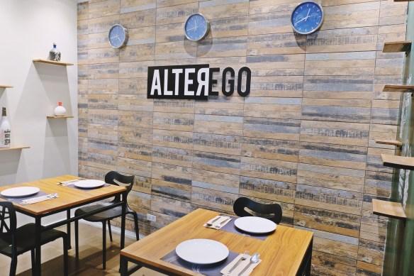 Review of Alter Ego (New Manila, Quezon City)   Rochkirstin