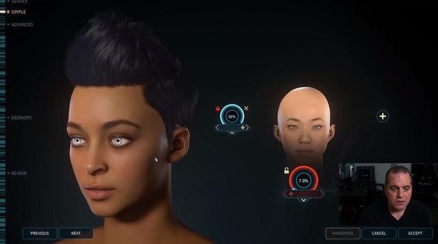 Star Citizen - Mélange ADN Mesh