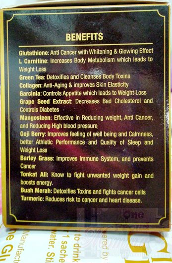 Gluta LIPO Detox Coffee4
