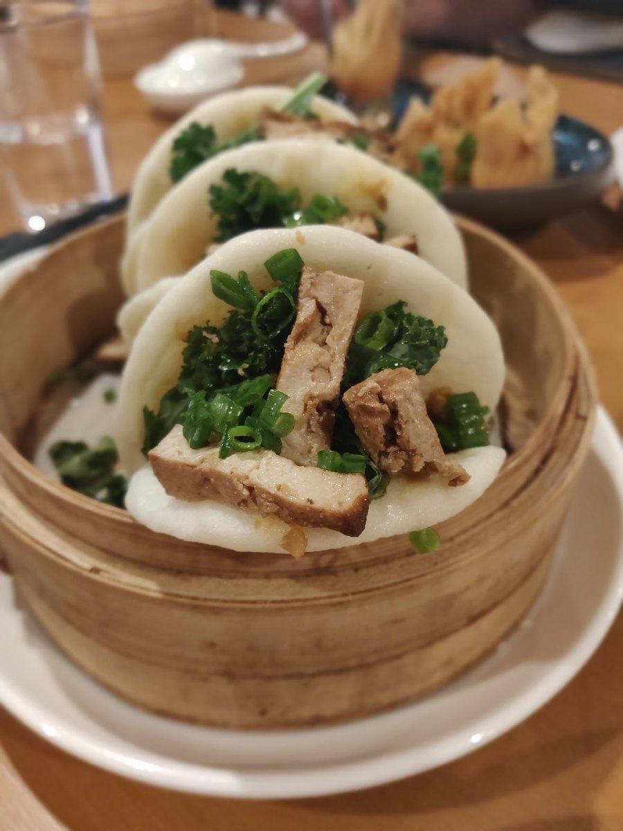 Tofu Buns Chifa Dumpling House Hong Kong Restaurant