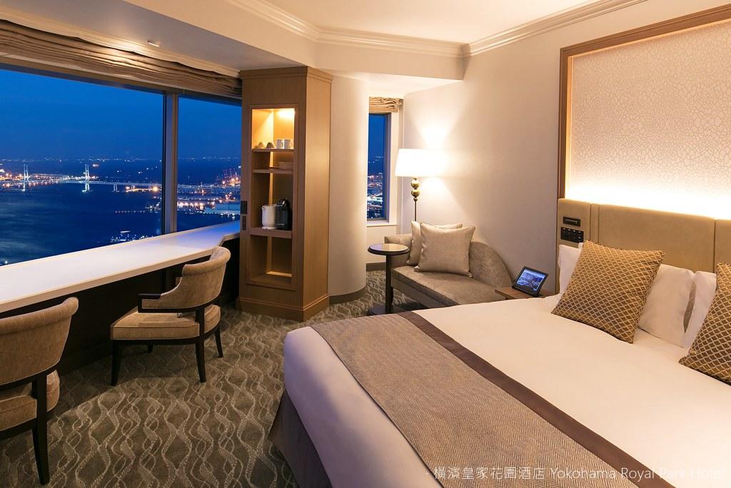 橫濱皇家花園酒店 Yokohama Royal Park Hotel (1)