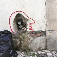 Um beijo dá Lisboa