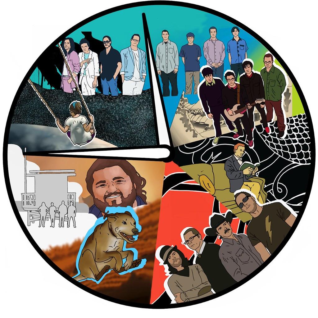 weezer graphic