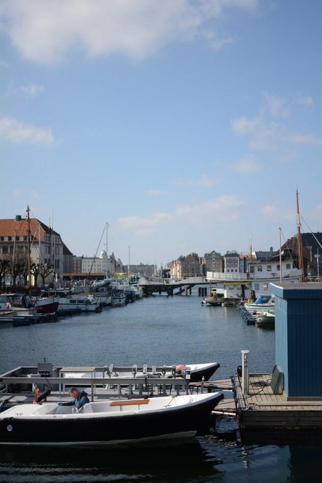 Sights of walking all over Copenhagen