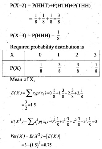 Plus Two Maths Chapter Wise Questions and Answers Chapter 13 Probability 49