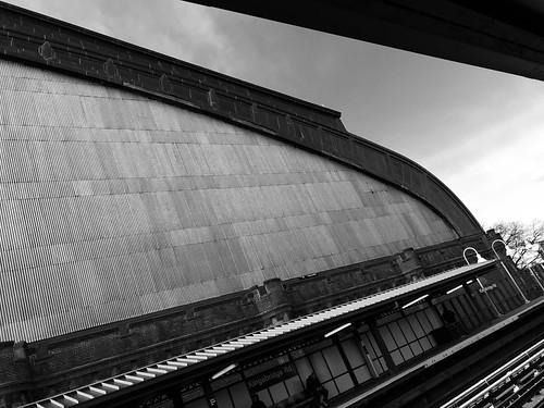 Kingsbridge Armory, The Bronx. by DJ Lanphier