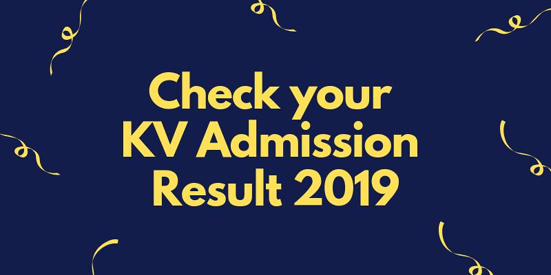 KV Result 2019