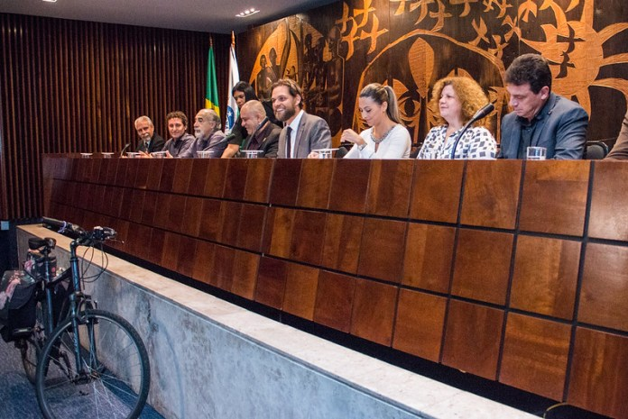 Audiência pública sobre cicloturismo no Paraná