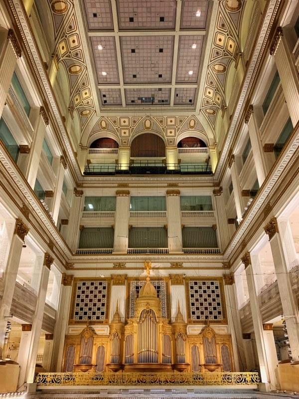 Organ, Wanamaker Building
