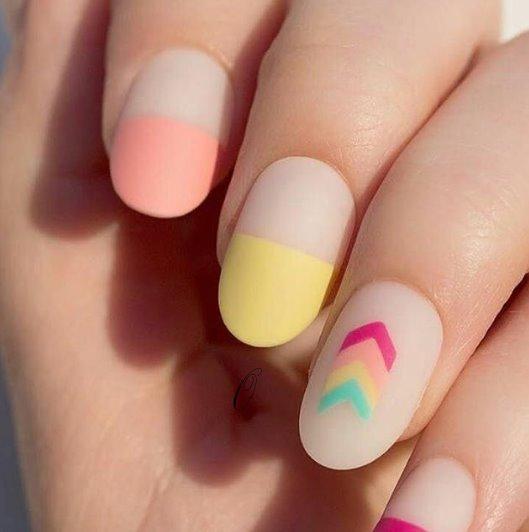 Pastel Nail Ideas 2019