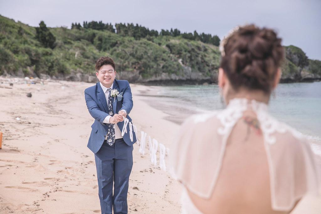 陽陽&嚕嚕 沖繩證婚 (122)