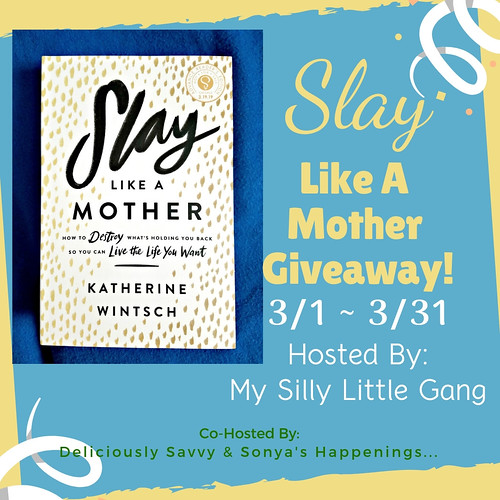 Slay Like A Mother Giveaway