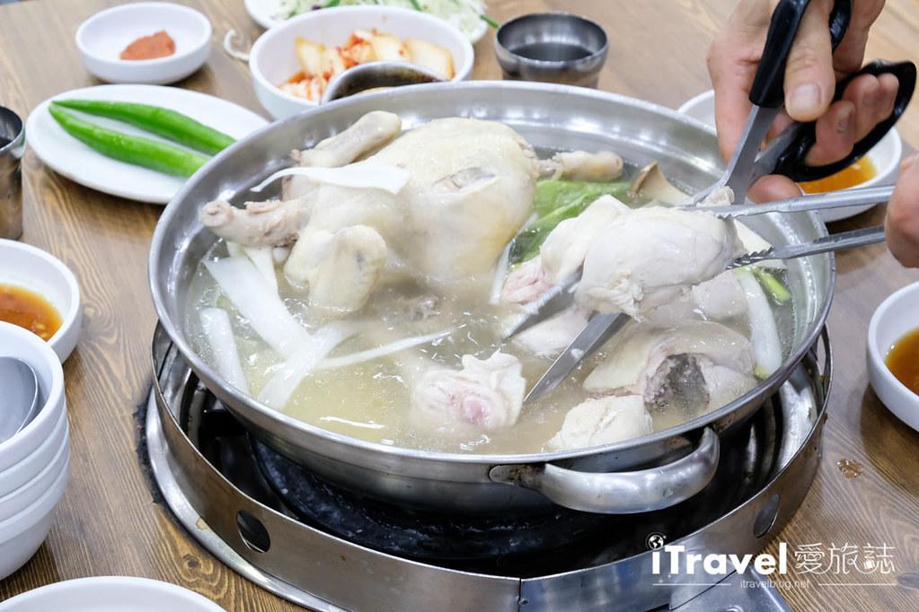 首爾美食餐廳 孔陵一隻雞 (9)