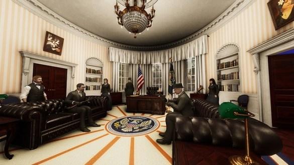 Heat - Oval Office
