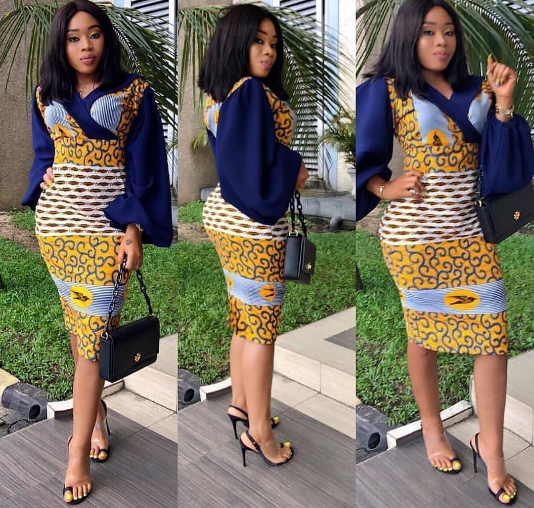 FASHIONABLE NIGERIAN GOWN 2019 DESIGNS IS EVERY WOMAN'S DREAM. 1