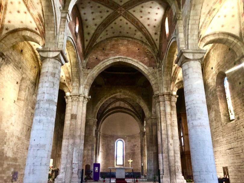 Itinerario di Trento - Chiesa di San Lorenzo