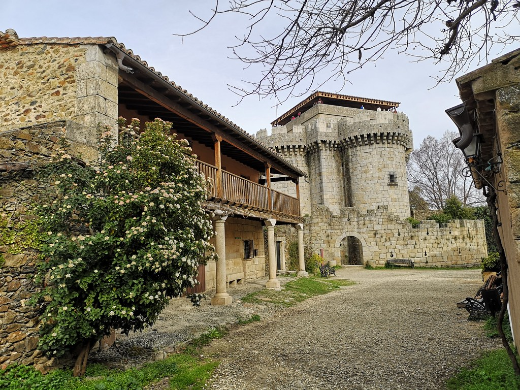 Castillo de Granadilla Caceres 02