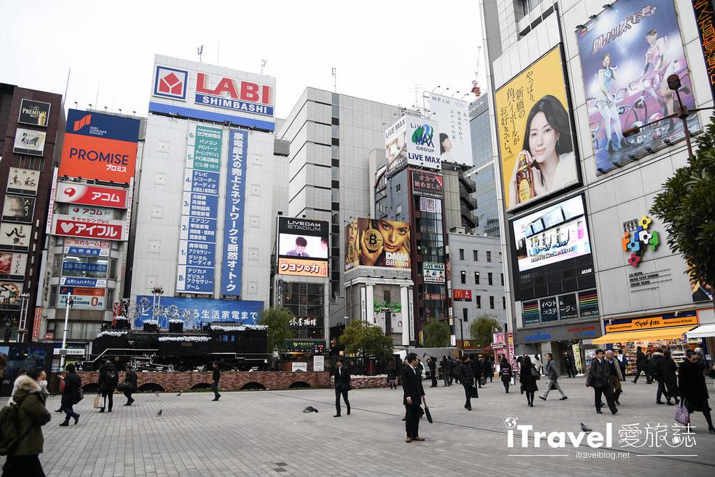 東京新橋光芒飯店 Candeo Hotels Tokyo Shimbashi (2)