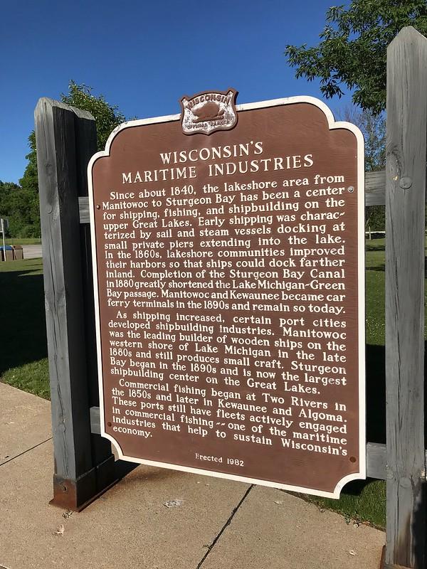 Wisconsin's Maritime Industries