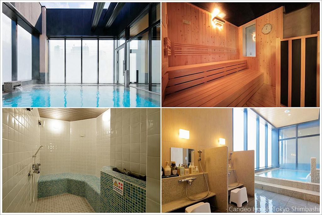 東京新橋光芒飯店 Candeo Hotels Tokyo Shimbashi (58)