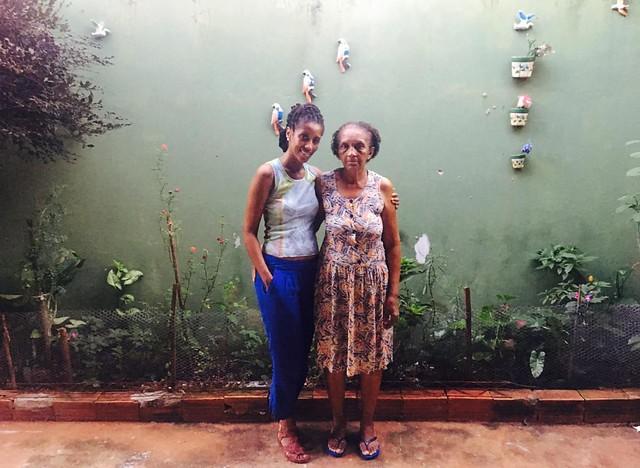 A mãe de Luana, Eurípides Barbosa, relata o racismo sofrido pela família ao longo das gerações - Créditos: Divulgação