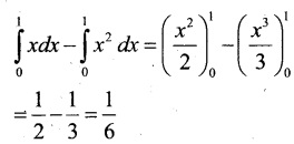 Plus Two Maths Chapter Wise Questions and Answers Chapter 8 Application of Integrals 44