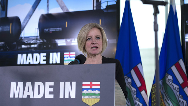 Alberta takes decisive action to get more oil to market