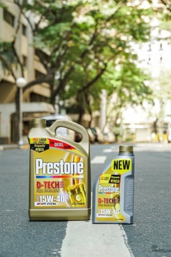 Bring specially marked Prestone oils to any participating Rapide outlet and have a free labor on oil change
