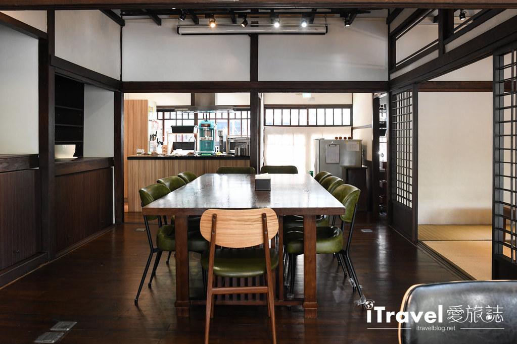 台中咖啡廳推薦 幸卉文學咖啡 (15)