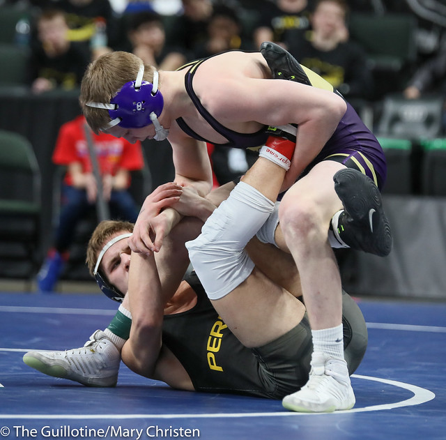 132 – Max McEnelly (Waconia) over Leighton Rach (Perham) Dec 6-4. 190228BMC1926
