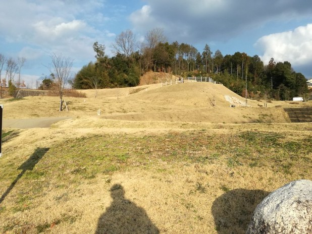 Sitio arqueológico del kofun de Kitora