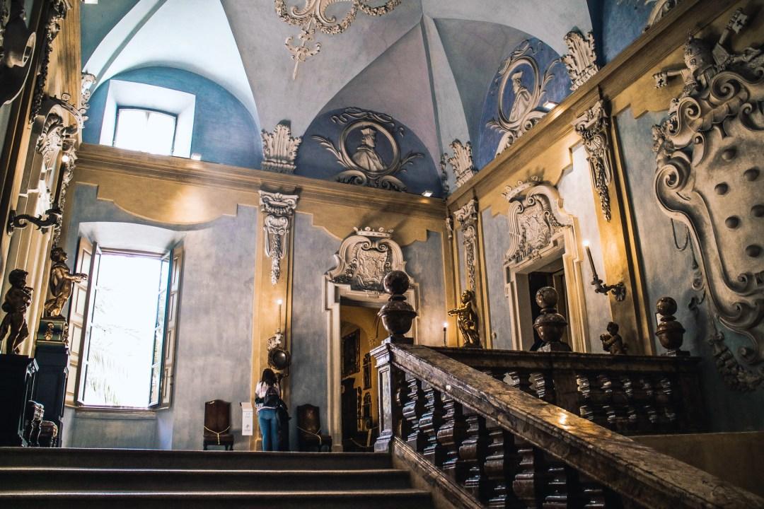 Palazzo Borromeo, Isola Bella