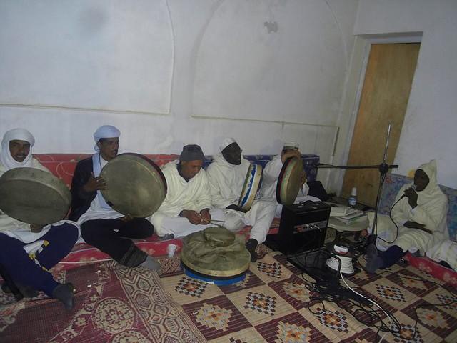 المهرجان الثقافي روابح مسعود في طبعته الأولى بحاسي مسعود – ورقلة