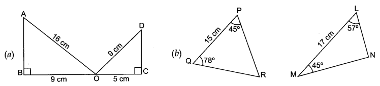 CBSE Sample Papers for Class 10 Maths in Hindi Medium Paper 1 Q15