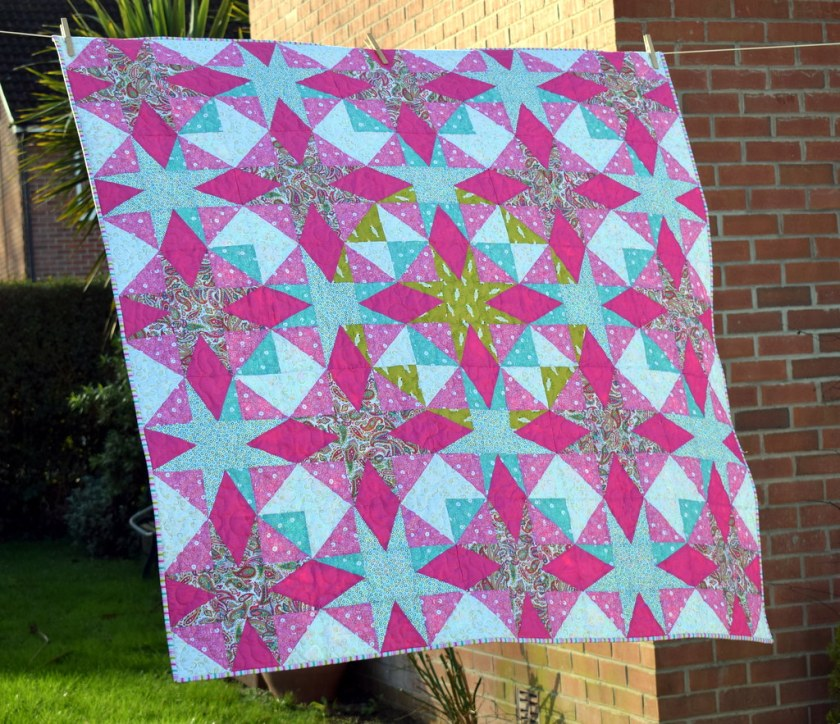 Monsoon Quilt