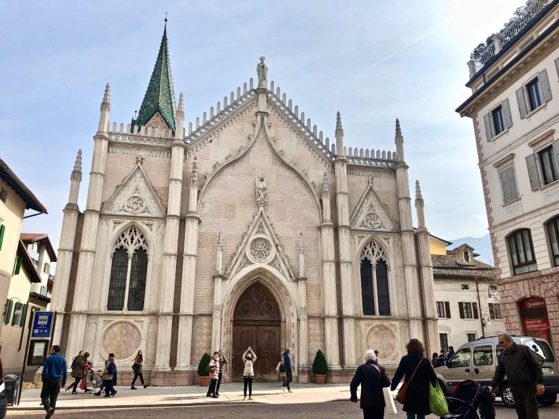 Itinerario di Trento - Chiesa dei SS. Pietro e Paolo