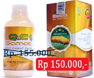QnC Jelly Gamat Diskon