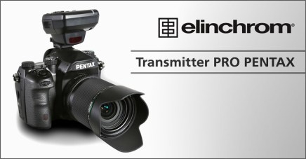 New Elinchrom Transmitter PRO announced for PENTAX!